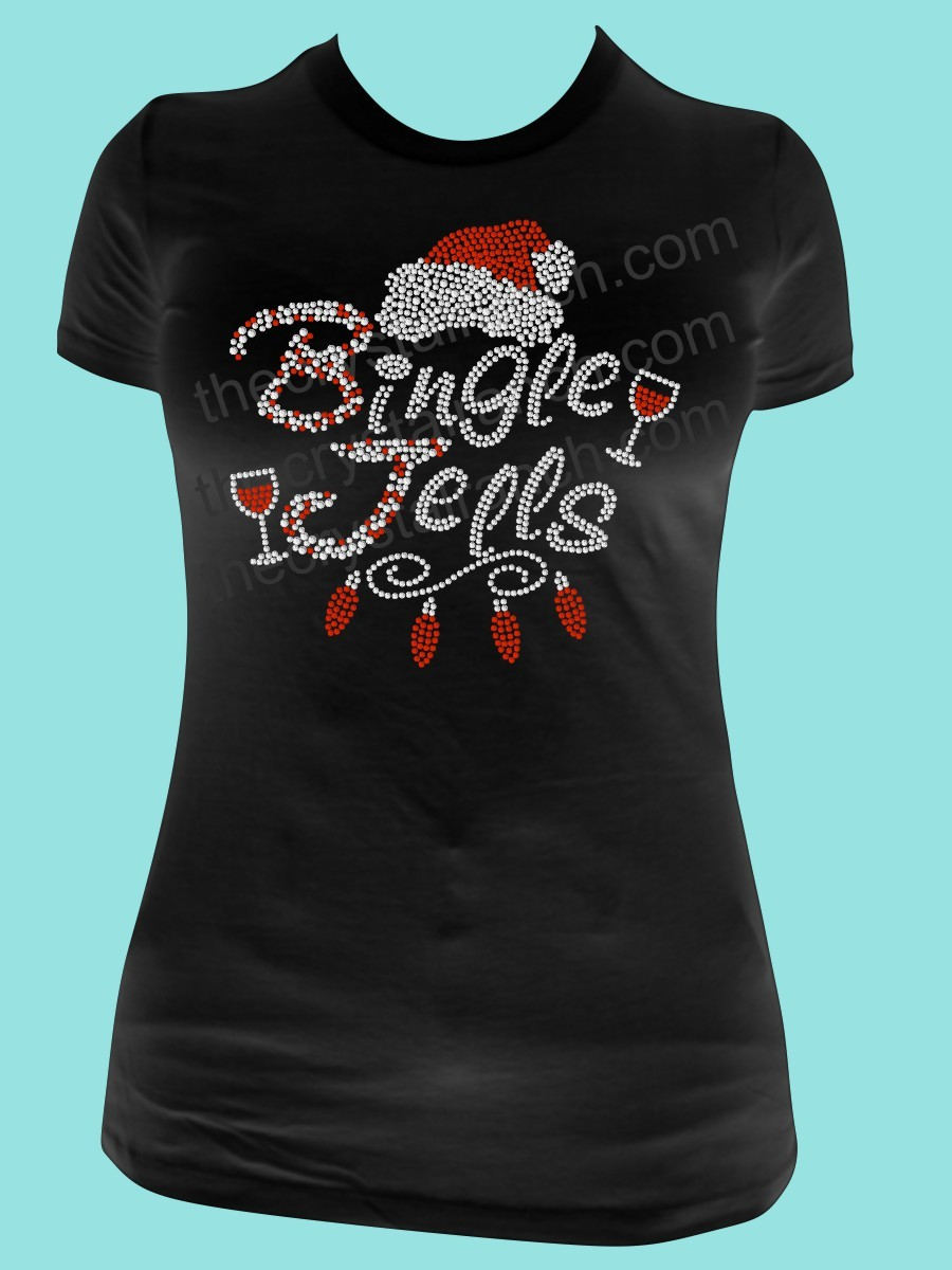 Bingle Jells Rhinestone Tee TH141