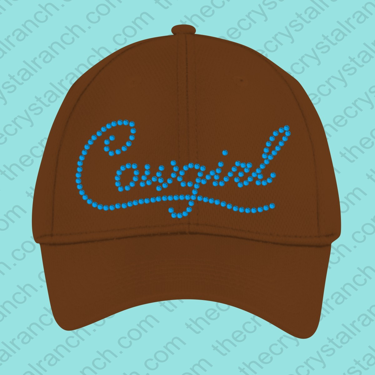 Cowgirl cap CR032