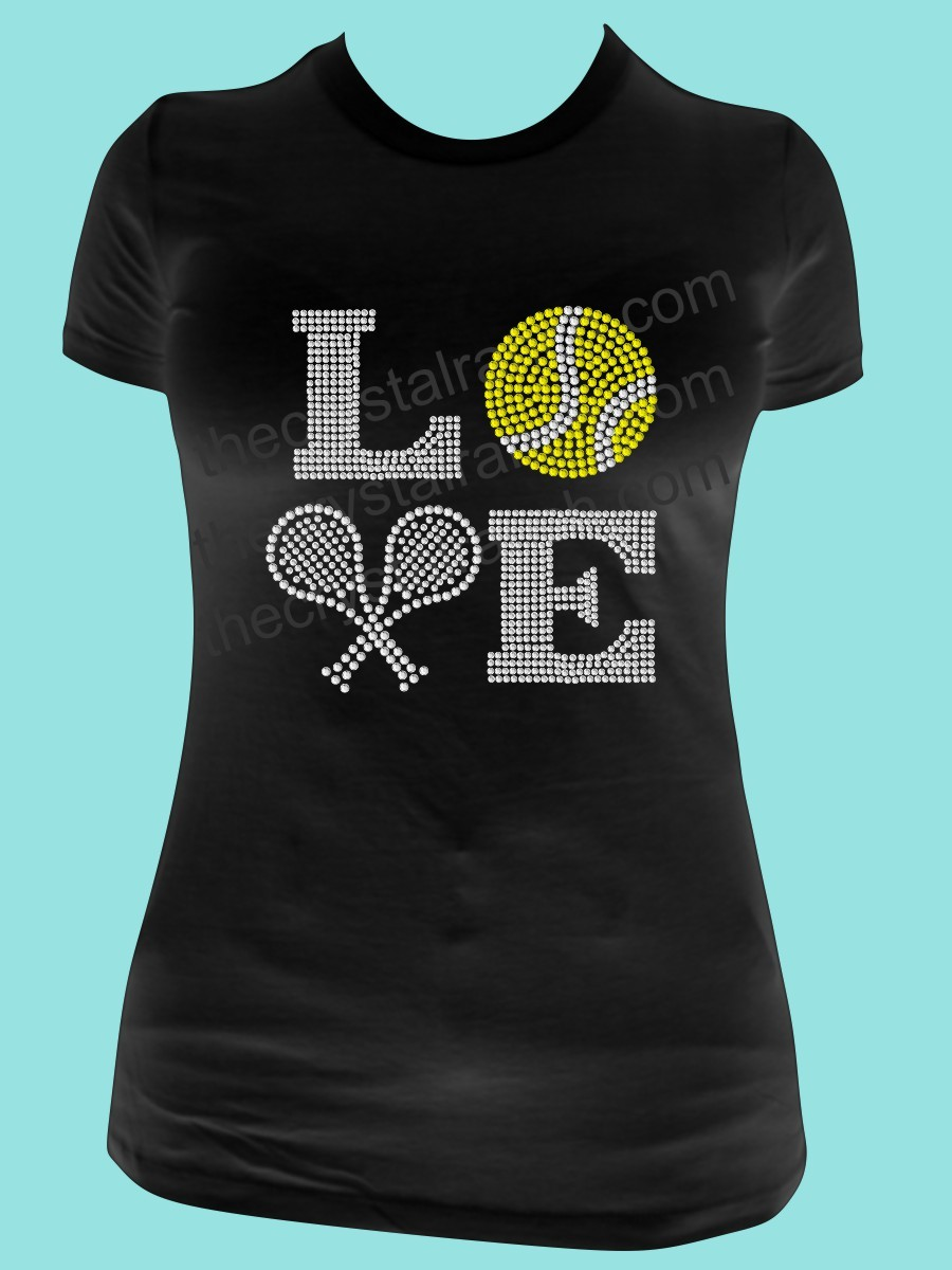 Tennis Love Tee TS233