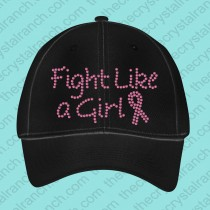 Fight Like a Girl cap CG013A