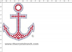 Anchor (Large) Transfer CRY055